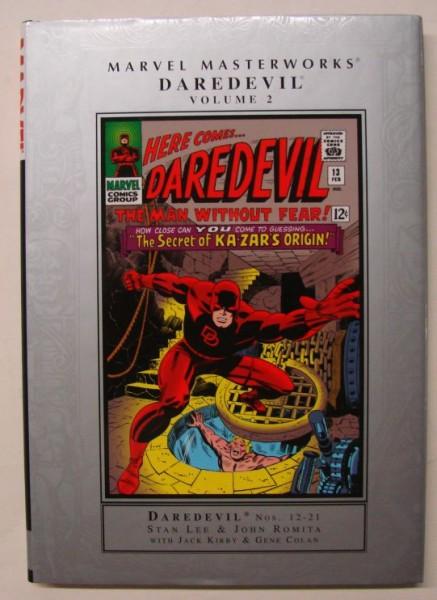 Marvel Masterworks - Daredevil (Z1) ab Vol.1
