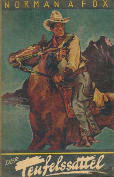 Fox, Norman A. Leihbuch Teufelssattel (Helios)