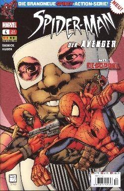 Spider-Man - Der Avenger 04