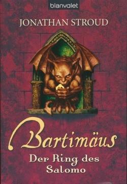 Stroud, J.: Bartimäus 4 - Der Ring des Salomo