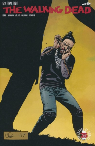 US: Walking Dead 173