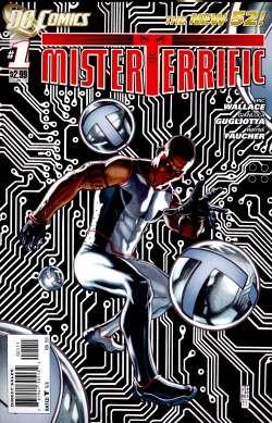 Mister Terrific (2011) 1-5