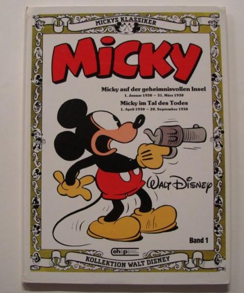 Micky (Ehapa, BÜ.) Mickys Klassiker Nr. 1-8 kpl. (Z1-2)