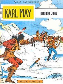 Willy Vandersteens Karl May 33