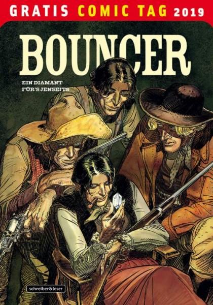 Gratis Comic Tag 2019: Bouncer