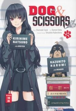 Dog & Scissors 01