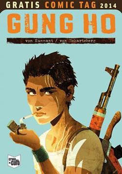 Gratis Comic Tag 2014: Gung Ho