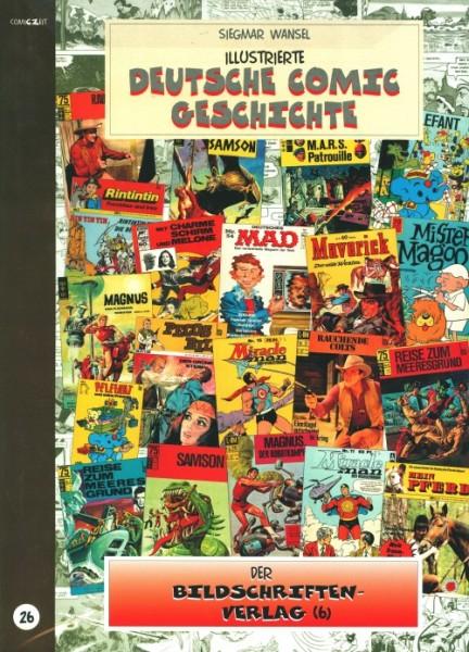 Illustrierte Deutsche Comicgeschichte 26