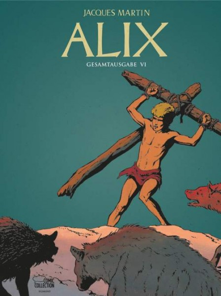 Alix Gesamtausgabe 6 (08/19)