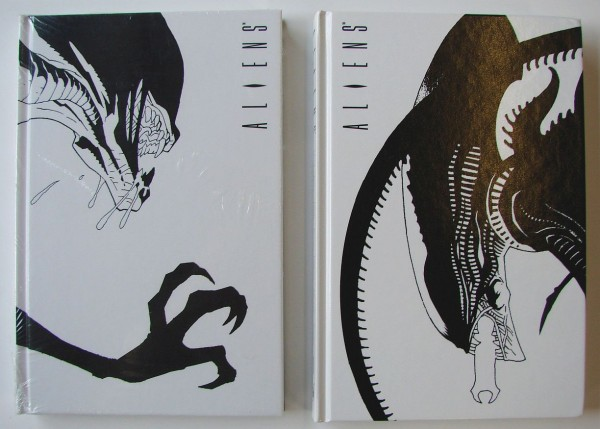 Aliens (Crosscult, B.) Nr. 1-3 kpl. (Z1)