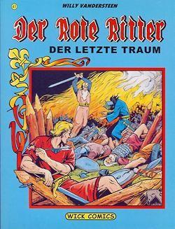 Willy Vandersteens Rote Ritter 41