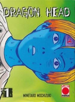 Dragon Head (Planet Manga, Tb.) Nr. 1-10