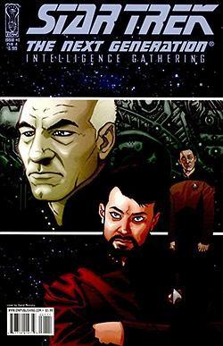 Star Trek Next Generation - Intelligence Gathering 1-4