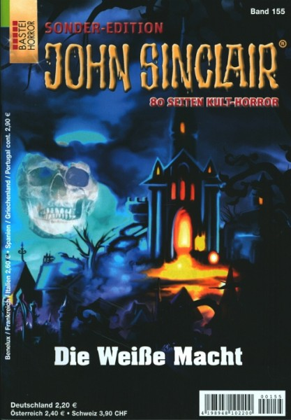 John Sinclair Sonder-Edition 155