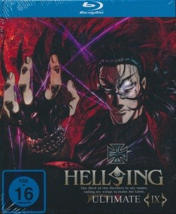 Hellsing Ultimate OVA Blu-ray 09