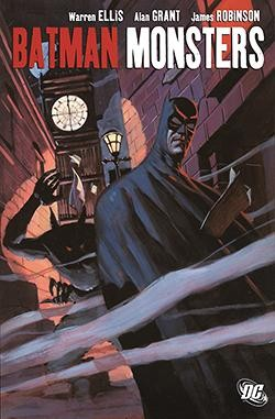 US: Batman Monsters