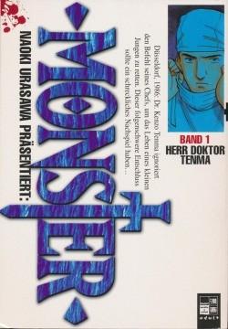 Monster (EMA, Tb.) Nr. 1-18