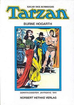 Tarzan Hardcover 1944