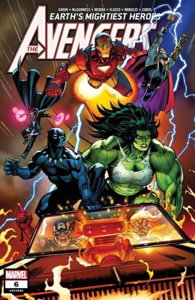 Avengers (2019) Paperback 01 HC (04/20)