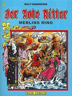 Willy Vandersteens Rote Ritter 22