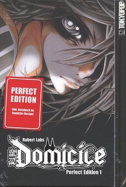 Domicile Perfect Edition (Tokyopop, B.) Nr. 1 (neu)