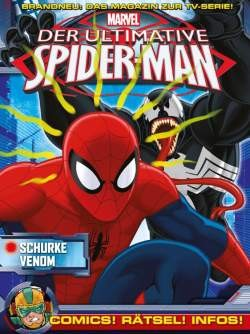 Ultimative Spider-Man Magazin 17