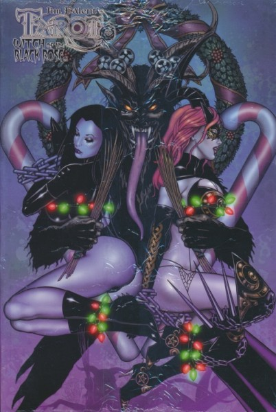 Tarot - Witch of the Black Rose Paperback 16