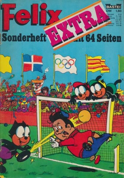 Felix Sonderheft (Bastei, Gb.) Felix Extra
