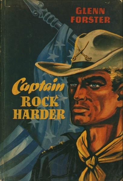 Forster, Glenn Leihbuch Captain Rock Harder (Bewin)