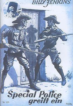 Billy Jenkins Reprint 123