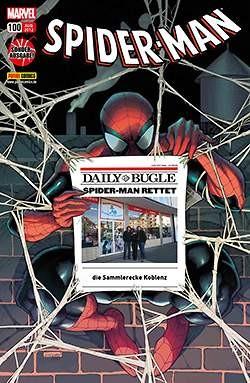 Spider-Man (2004) 100 Laden Koblenz Variant