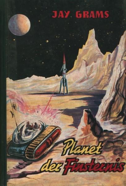 Grams, Jay Leihbuch Planet der Finsternis (Bewin)