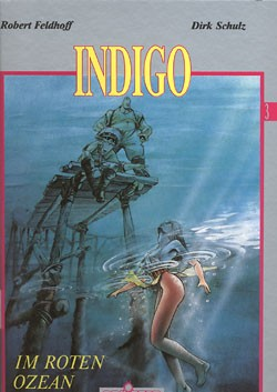 Indigo (Splitter, B.) Nr. 1-5 kpl. (Z1)