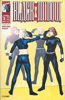 Black Widow (2. Serie) 3
