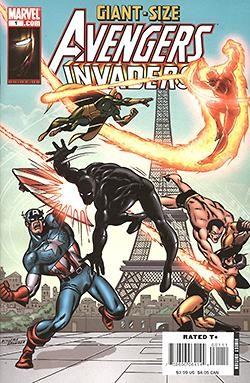 Giant-Size Avengers/Invaders 1