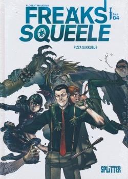 Freaks Squeele 4 Buch