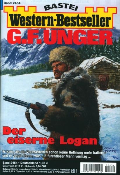 Western-Bestseller G.F. Unger 2454