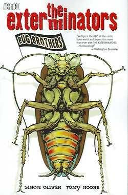 Exterminators Vol.1 Bug Brothers Tp