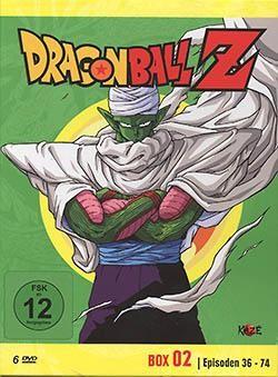 Dragon Ball Z DVD-Box 02
