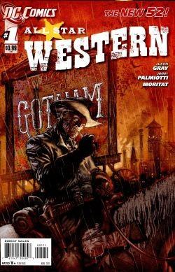All Star Western (2011) 1st Printing 1