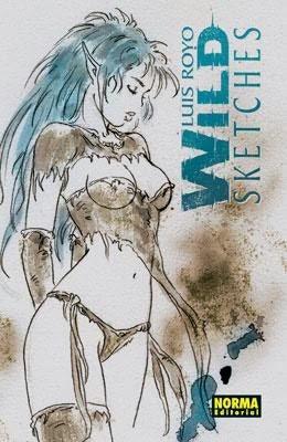 Wild Sketches (Norma,Tb.) Luis Royo Nr. 1-3