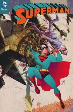 Superman (2012) 28 Comicaction-Variant