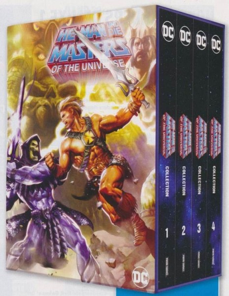 He-Man und die Masters of the Universe: Deluxe Collection (10/19)