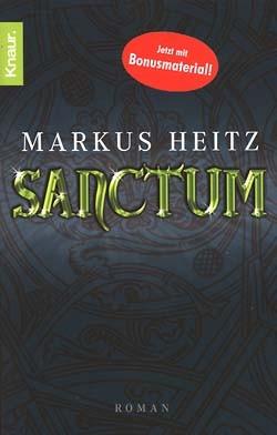 Heitz, Markus (Knaur, Tb.) Sanctum (neu)