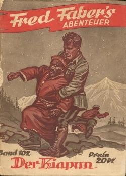 Frank Fabers Abenteuer (Vaterhaus, Vorkrieg) Nr. 101-124