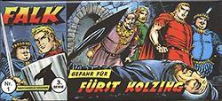 Falk (Ingraban Ewald, picc.) 3.Serie in 3er Packs Nr. 1-9,12-14,19-39 (neu)