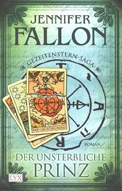 Fallon, Jennifer (Egmont Lyx, Tb.) Gezeitenstern-Saga Nr. 1-2 (neu)