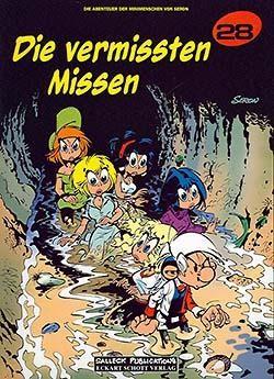 Die Abenteuer der Minimenschen 28