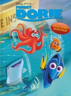 Findet Dorie: Der Comic zum Film