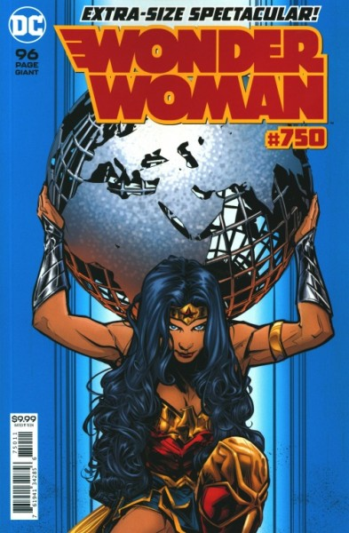 US: Wonder Woman 750